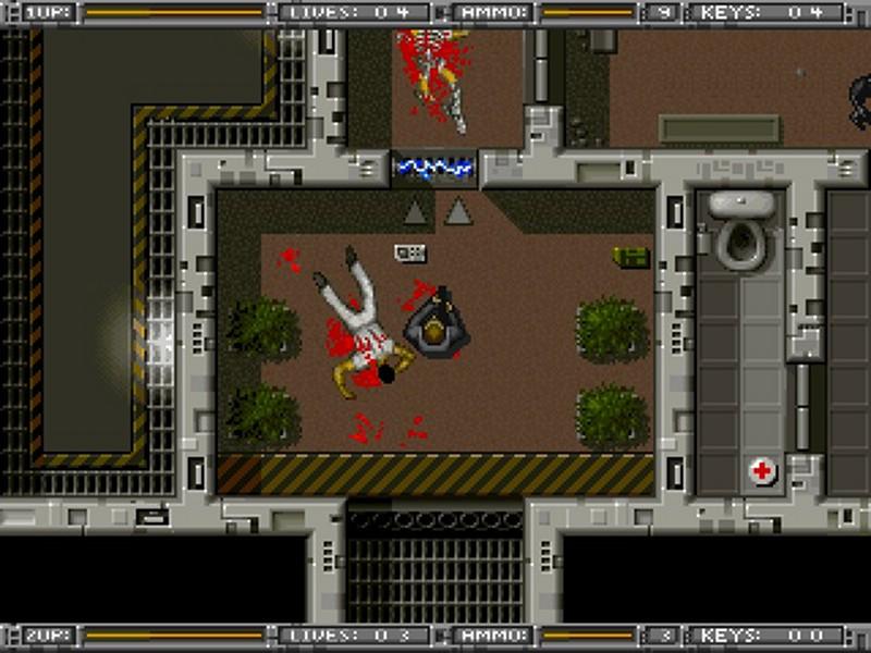Screenshot af Alien Breed 2 - Tower Assault