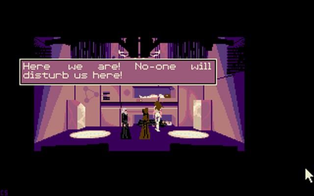 Screenshot af Future Wars - Time Travellers