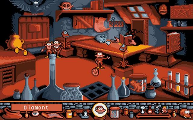 Screenshot af Gobliiins