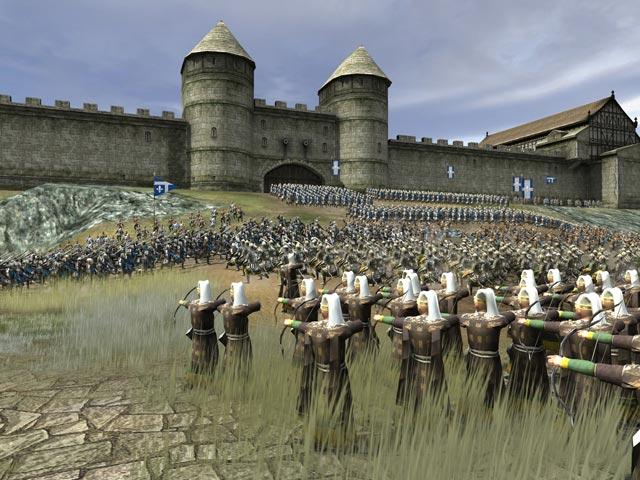 Screenshot af Medieval II - Total war