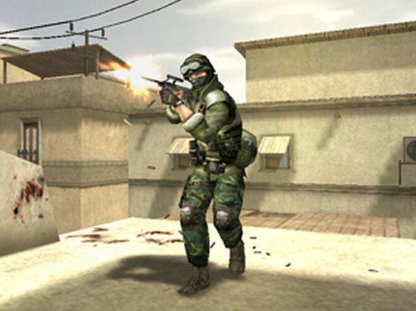 Screenshot af WarRock