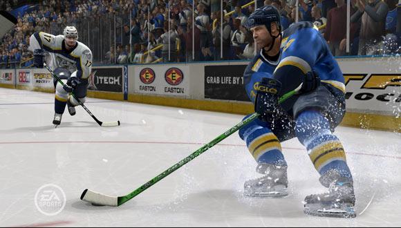 Screenshot af NHL