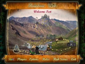 Screenshot af Rainbow Web