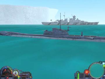 Screenshot von Steel Tide