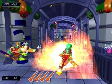 Screenshot af Alien Disco Safari
