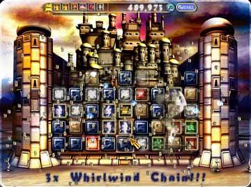 Screenshot af The Walls of Jericho