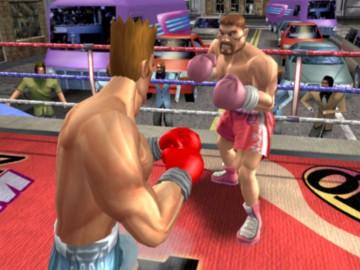 Screenshot af Heavyweight Thunder