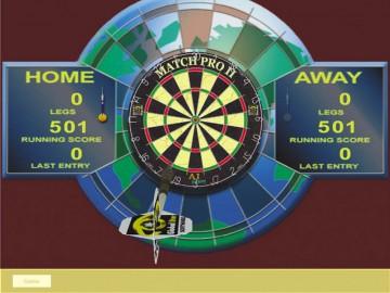 Screenshot af Friday Night 3D Darts
