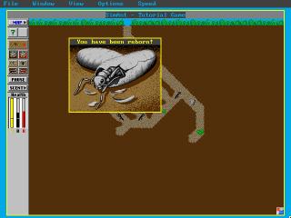 Screenshot af Sim Ant