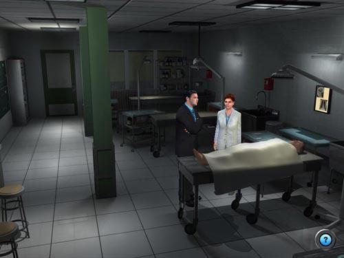 Screenshot af Law & Order Vengeful Heart