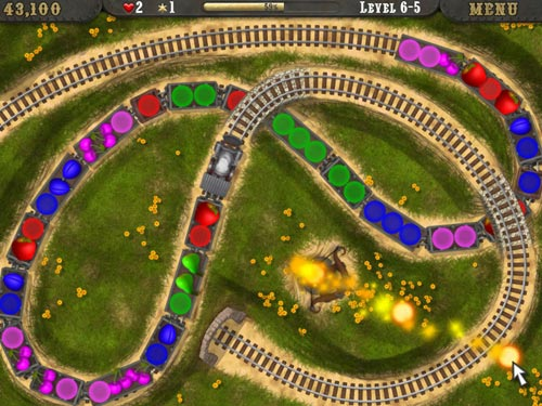 Screenshot af Loco