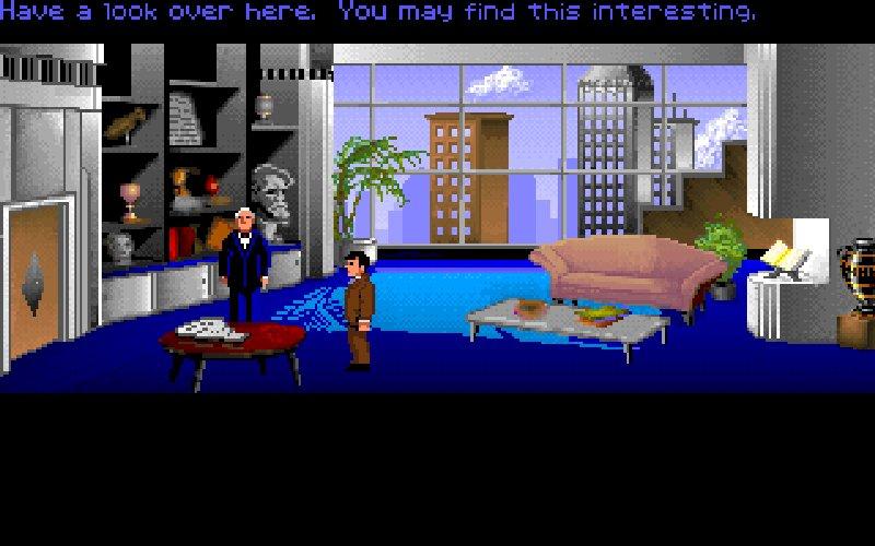 Screenshot af Indiana Jones