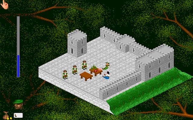 Screenshot af The Adventures of Robin Hood