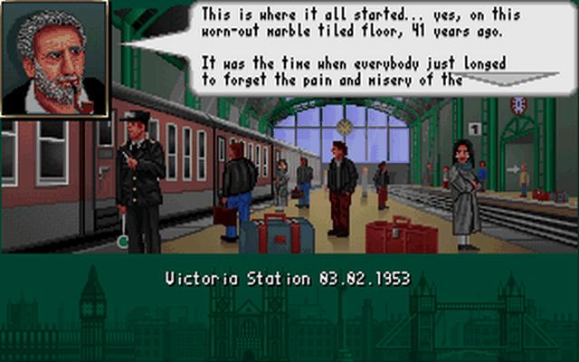 Screenshot af The Clue!