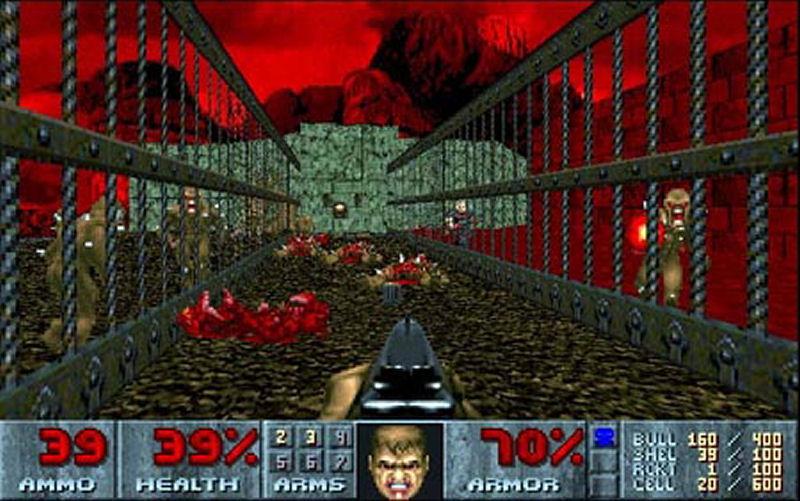 Screenshot af Doom