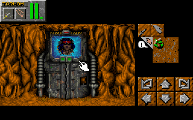 Screenshot af Dungeon Master 2