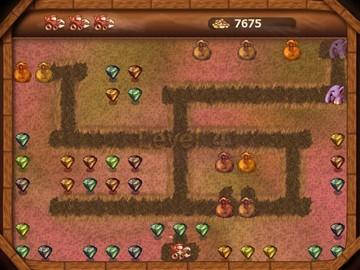 Screenshot af Dig McDug