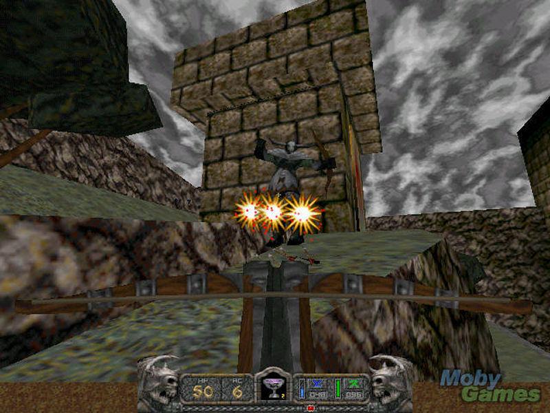 Screenshot af Hexen