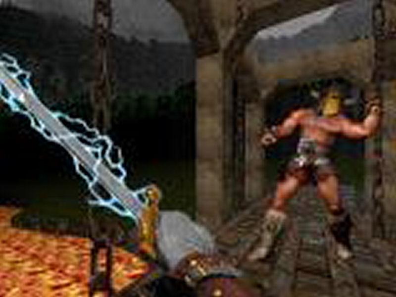 Screenshot af Witchaven 2 -
