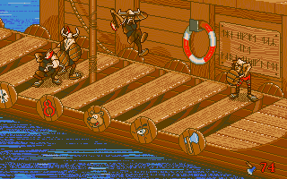 Screenshot af Heimdall