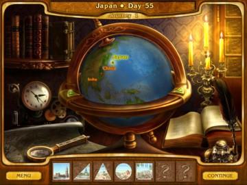 Screenshot af Around the World in 80 Days