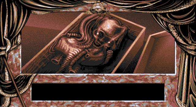 Screenshot af Darkseed