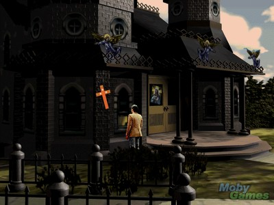 Screenshot af Dark Seed