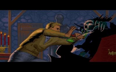 Screenshot af Veil of Darkness