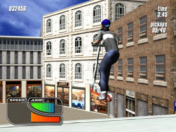 Screenshot af Scooter Urban Challenge