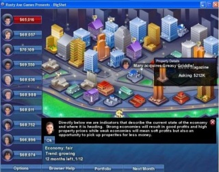 Screenshot af Big Shot