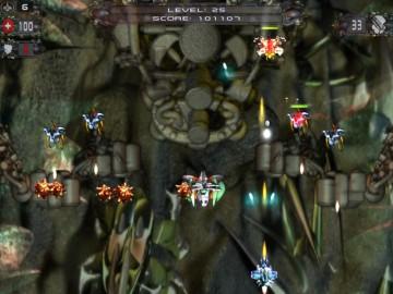 Screenshot af Crusaders Of Space 2