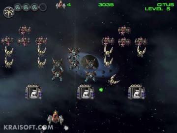 Screenshot af Atomaders