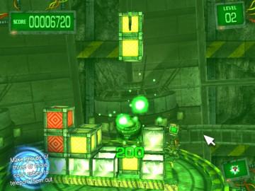 Screenshot af Cubology