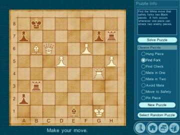 Screenshot af Chessmaster Challenge