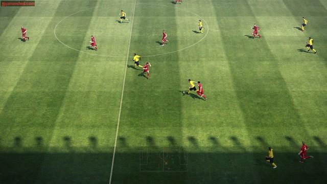 Screenshot af Pro Evolution Soccer