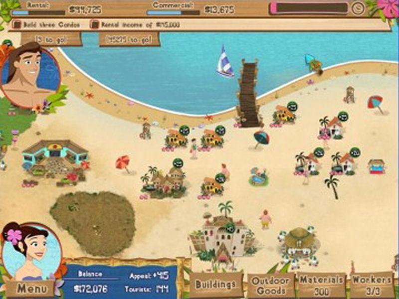 Screenshot af Coconut Queen
