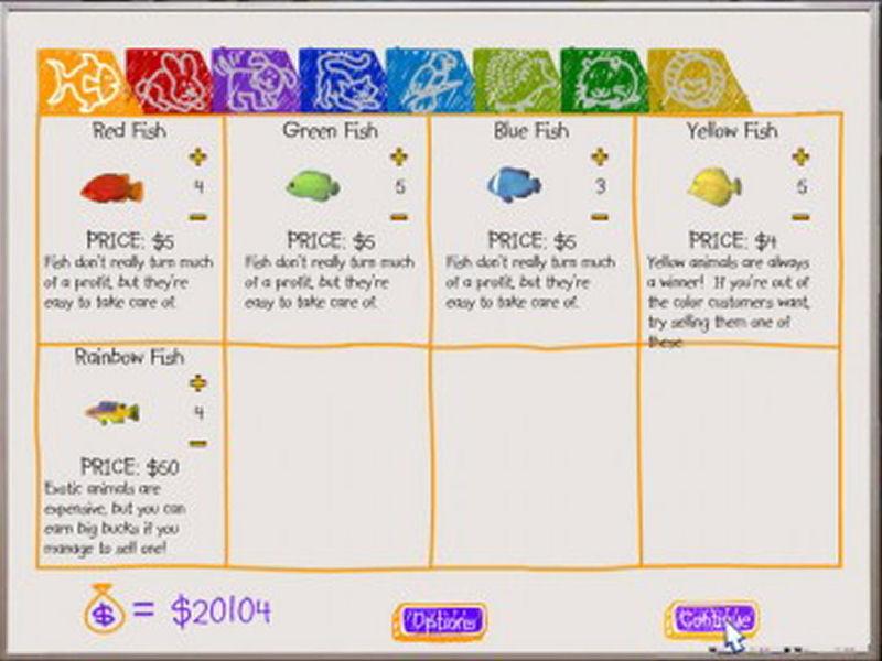 Screenshot af Pet Shop Hop