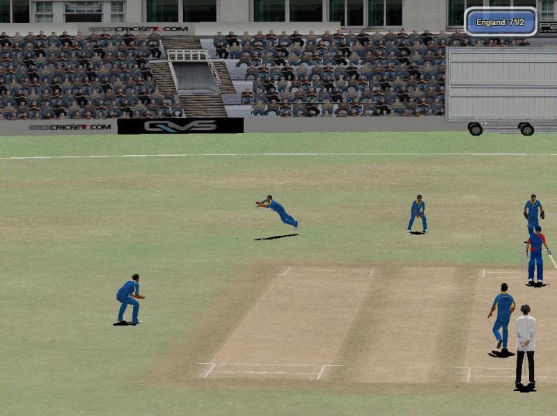 Screenshot af International Cricket Captain 2009