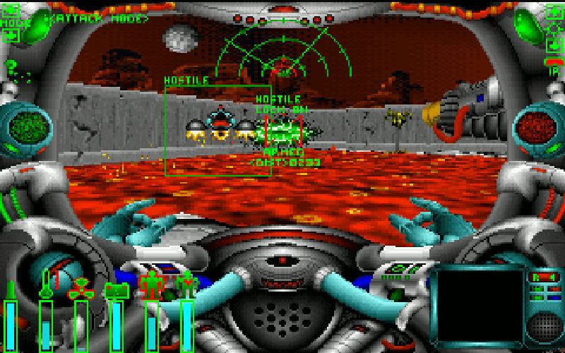 Screenshot af Wrath of Earth