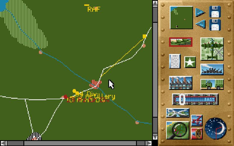Screenshot af Campaign