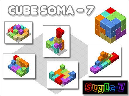Screenshot af Cube Soma-7