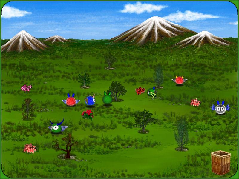 Screenshot af Evoly