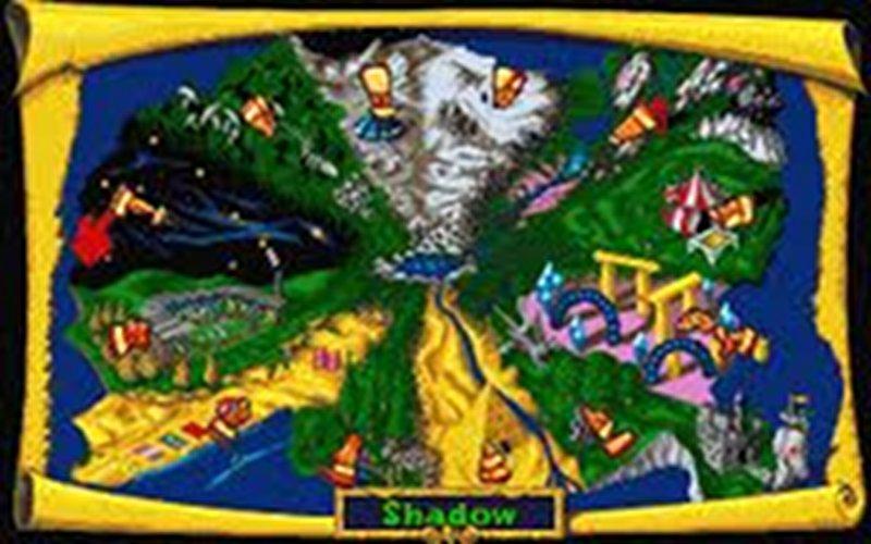 Screenshot af Lemmings 2: The Tribes