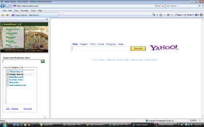 Screenshot af CyberDash