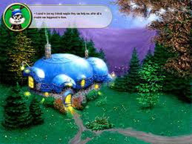 Screenshot af Fairy Nook