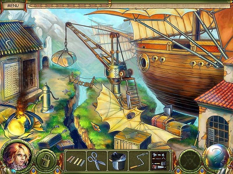 Screenshot af Magic Encyclopedia 3: Illusions