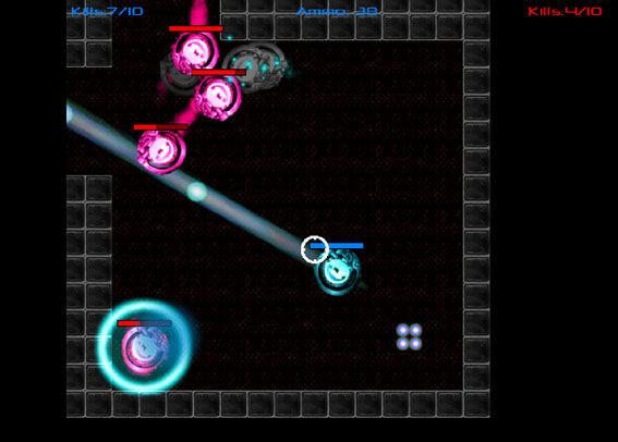 Screenshot af Arena TDS