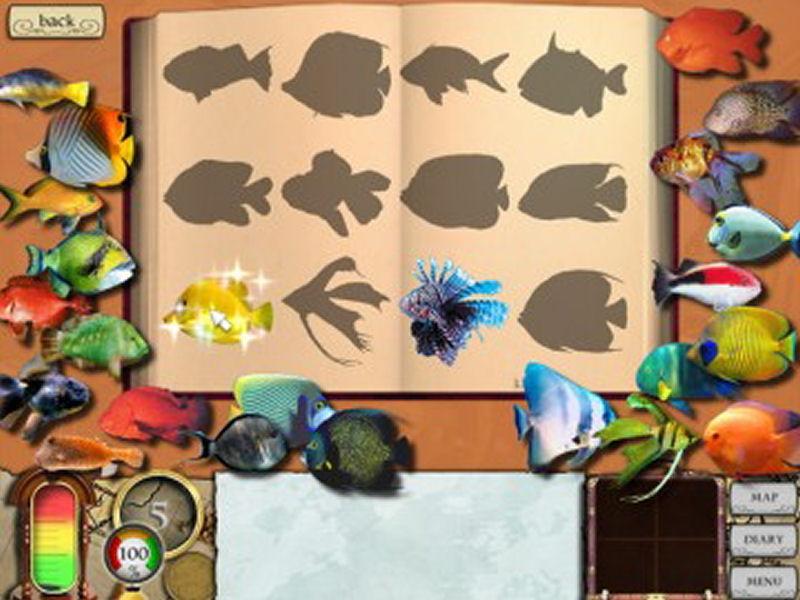 Screenshot af Treasure Masters Inc
