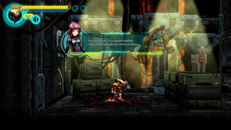 Screenshot af A.R.E.S: Extinction Agenda