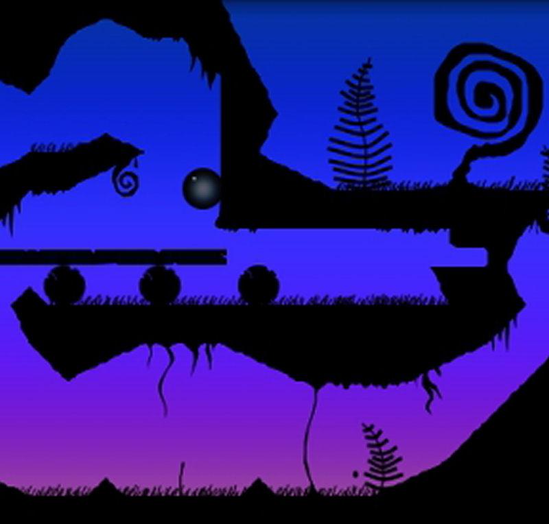 Screenshot af NightSky